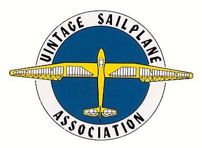 Vintage Sailplane Association Logo